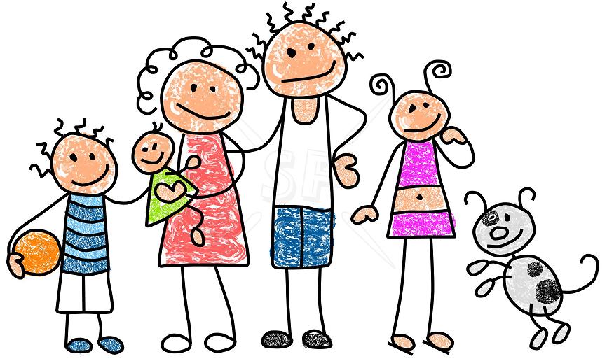 LA FAMILIA EN CLASE